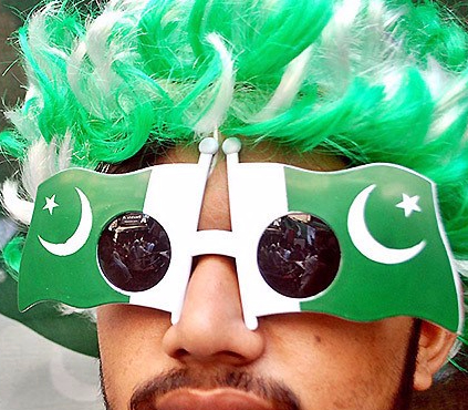 Tinted Glasses of Pakistan's false history